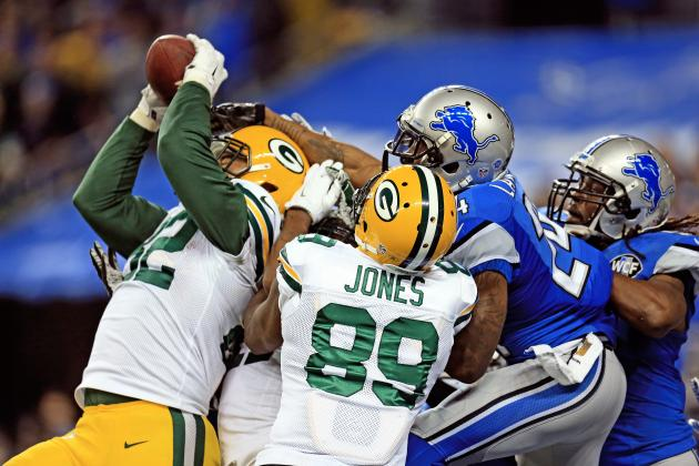 Packers-Lions