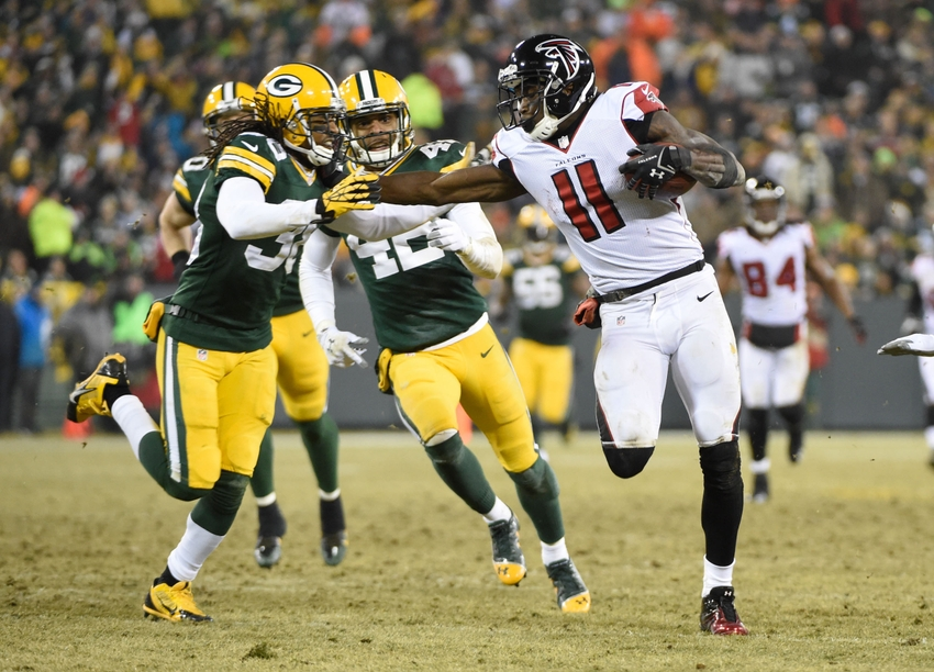 Packers vs. Falcons