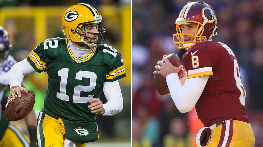 Packers-Redskins