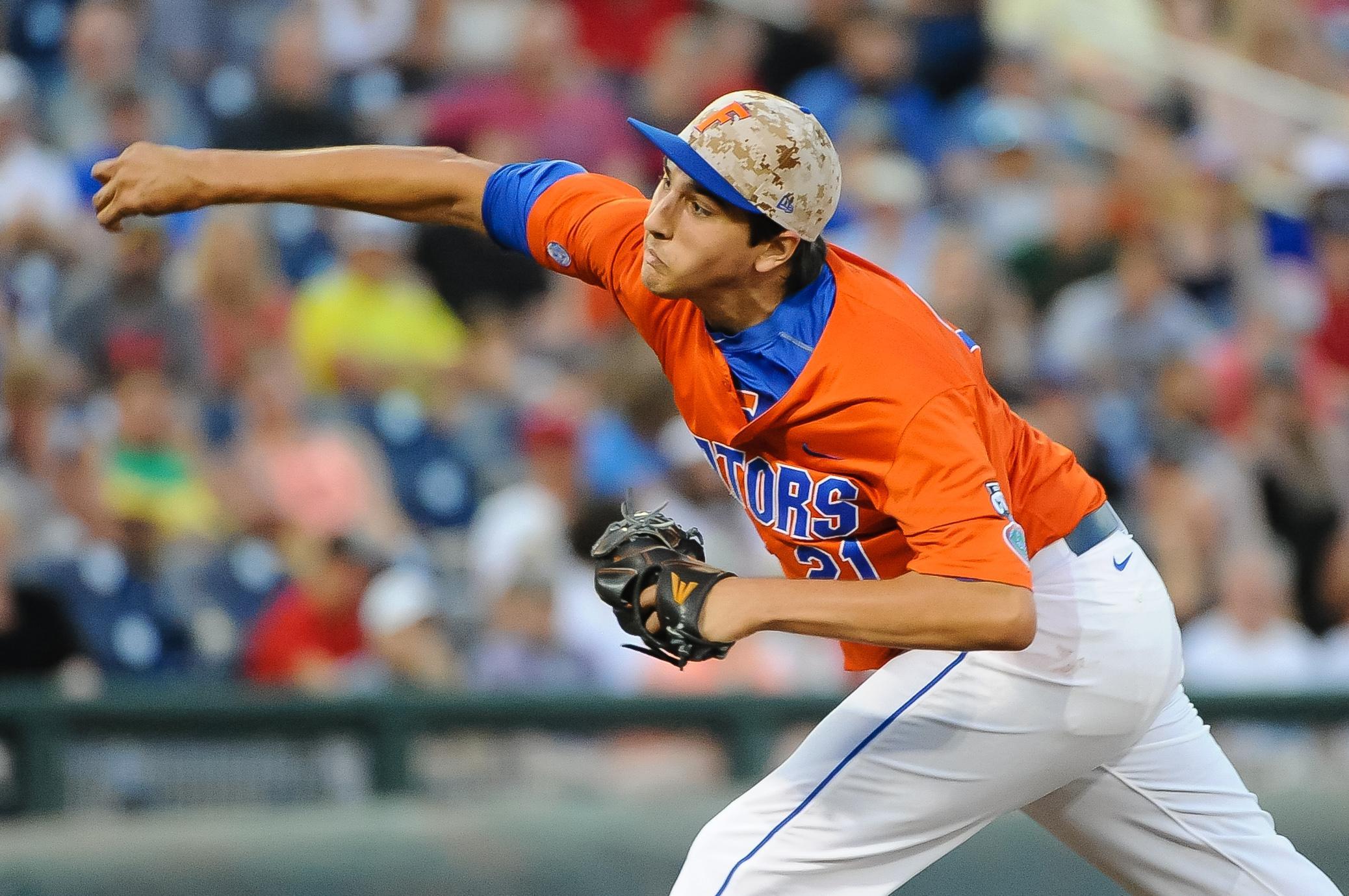 MLB Draft: Alex Faedo