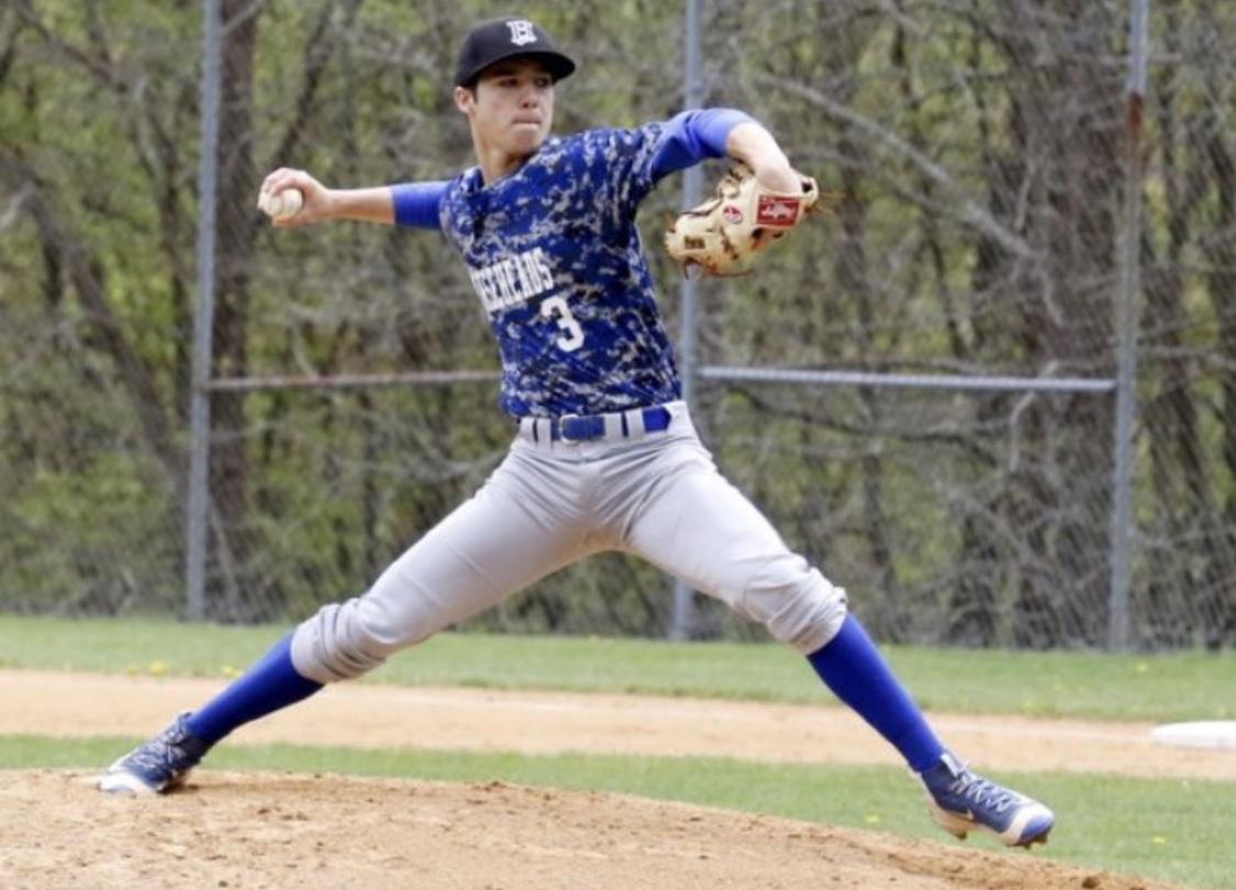 Michael Limoncelli MLB Draft