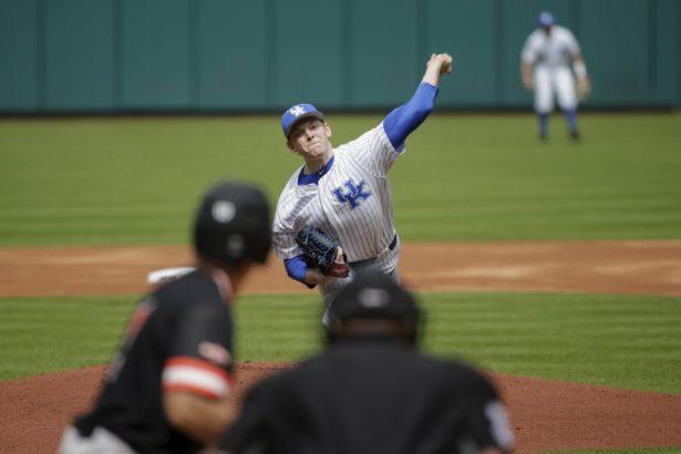 Zack Thompson MLB Draft
