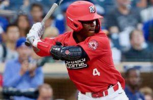 Hylan Hall MLB Draft