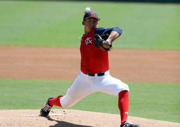 Daniel Espino MLB Draft