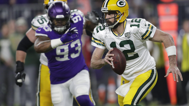Packers Vikings