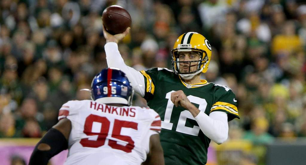 Packers Giants