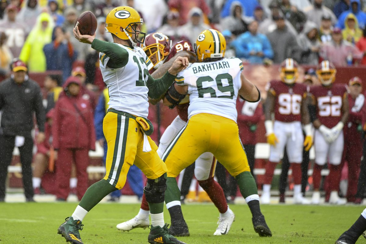 Packers Redskins