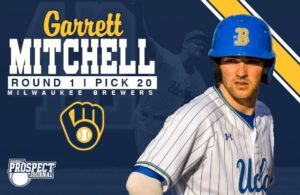 Brewers Mitchell