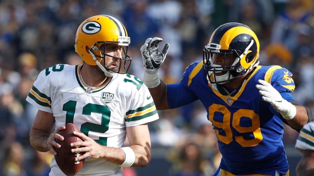 Packers Rams