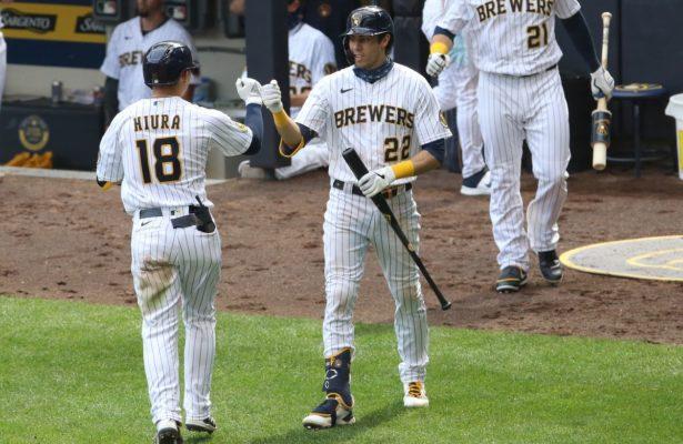 Brewers MLB