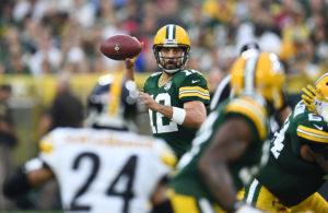 Packers Steelers